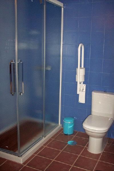Baño Adaptado Minusvalidos:Baños