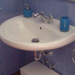 Lavabo baño minusválidos