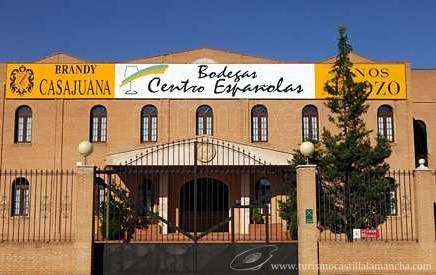 Bodegas centro españolas